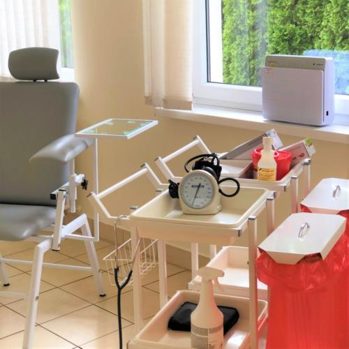 ASEPTICA clinic
