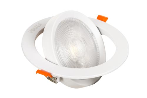 Oprawa lampa downlight wpuszczana LED SWING 20 W 30 W