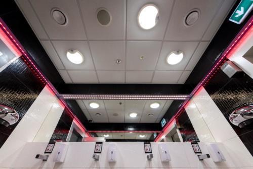 oprawa LED Detecta